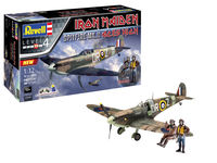 "Spitfire Mk.II ""Aces High"" Iron Maiden Set - Image 1"