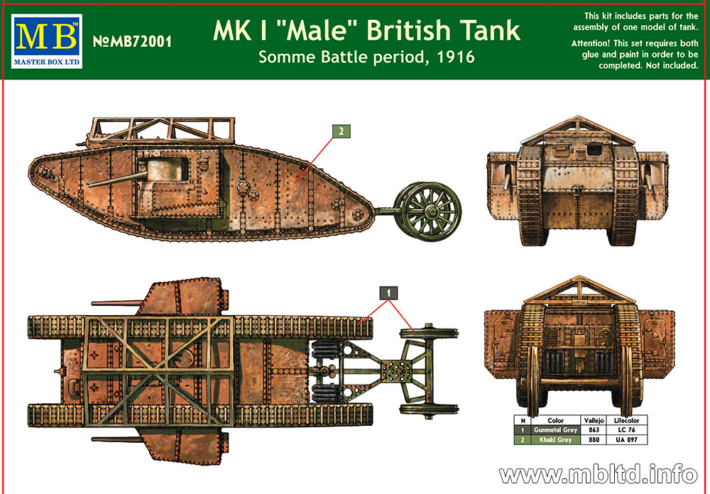 mark i tank essay I am going to show you the steps of how i made my own tank out of a cardboard box, i made it for my little kitten, who can sit inside of it here's a video i.