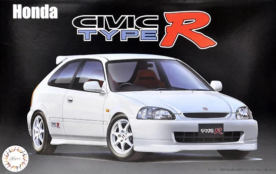 Civic Type R (EK9) Early Model - Image 1