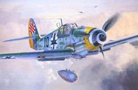 BF-109 G-14 Croatian Air Force - Image 1
