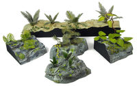 Jungle Plants Set