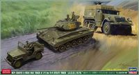 M24 Chaffee & M3A1 Half Track & 1/4-Ton 4x4 Truck `JGSDF/National Police Reserve`