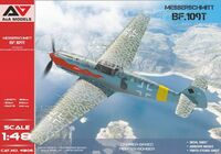 Messerschmitt Bf-109T Carrier-based fighter-bomber - Image 1
