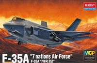 F-35A 7 nations Air Force