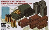 Bofors & M42 40mm Ammunition & Accessories Set - Image 1