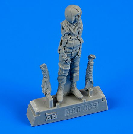 U.S.A.F. Fighter pilot - Vietnam War 1960 - 1975 Figurines x - Image 1