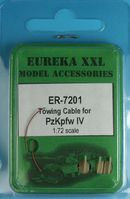 Towing cable for Pz.Kpfw.IV Tank - Image 1
