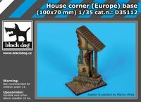 House corner (Europe) base - Image 1