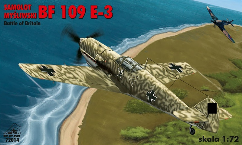 Bf 109 E-3 Battle of Britain - Image 1