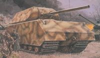 German Heavy Tank MAUS - Image 1