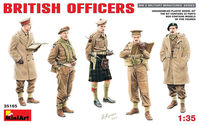 BRITISH OFFICERS