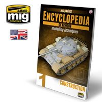 Encyclopeda of Armour Model vol.1 EN