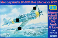 Messerschmitt Bf-109 G-6 Finish Air Force - Image 1
