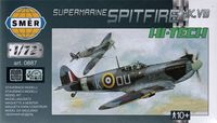 Supermarine Spitfire Mk.VB (Hi-Tech Kit) - Image 1