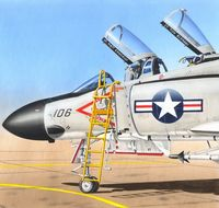 Ladder for F-4 Phantom - Image 1