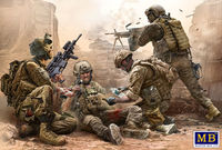 Under Fire. Modern US Infantry