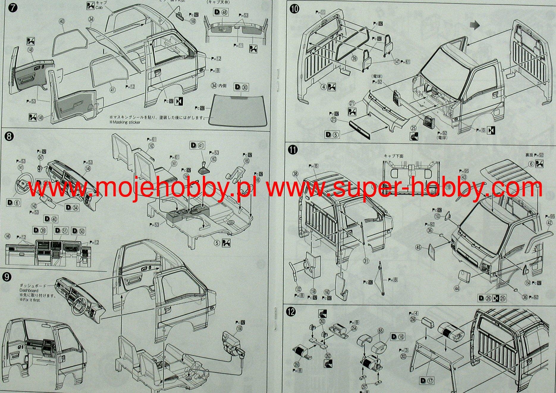 Subaru Sambar Wiring Diagram Diagrams Schematics Country Coach Tt2 The Fire Engine 08 Aoshima 05142 On 1997 Legacy Starter Wires