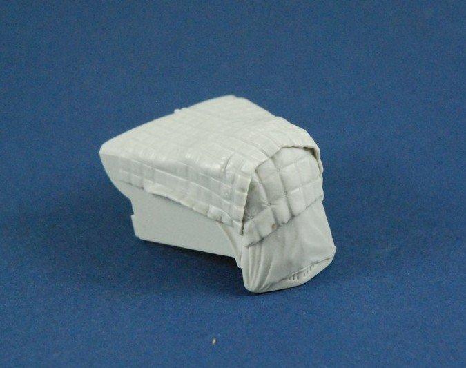 15//28mm Cobblestone Mat Belgium Block Color 1 each No 1166