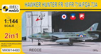 Hawker Hunter FR.10/71A/FGA.73A Recce