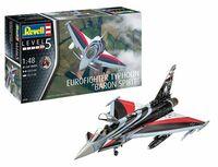 Revell Model Set Eurofighter Typhoon échelle 1:144 niveau 4 #64282