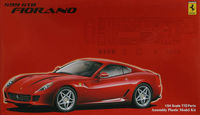 Ferrari 599 GTB Fiorano with Etching parts - Image 1