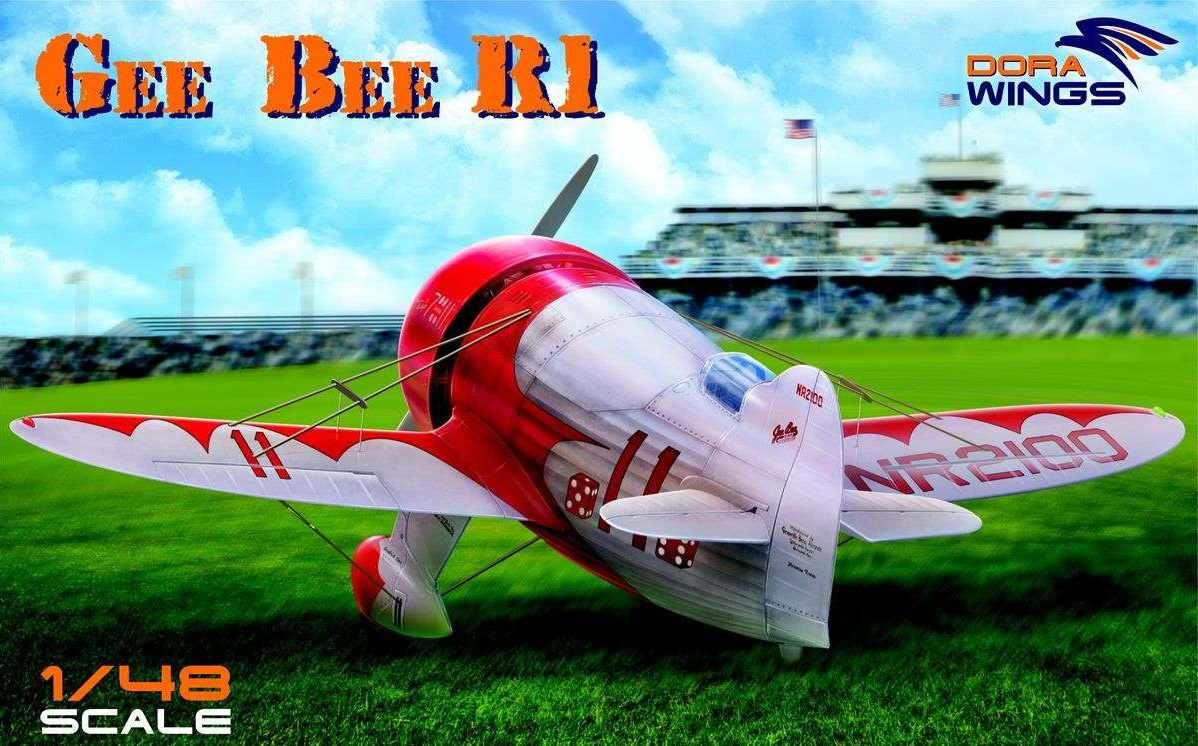 Gee Bee Super Sportster R1 - Image 1