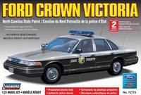 Ford Crown Victoria North Carolina State Police