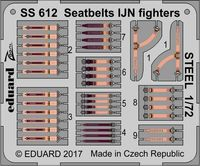 Seatbelts IJN fighters STEEL - Image 1