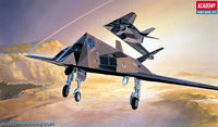 F-117A STEALTH FIGHTER/BOMBER - Image 1