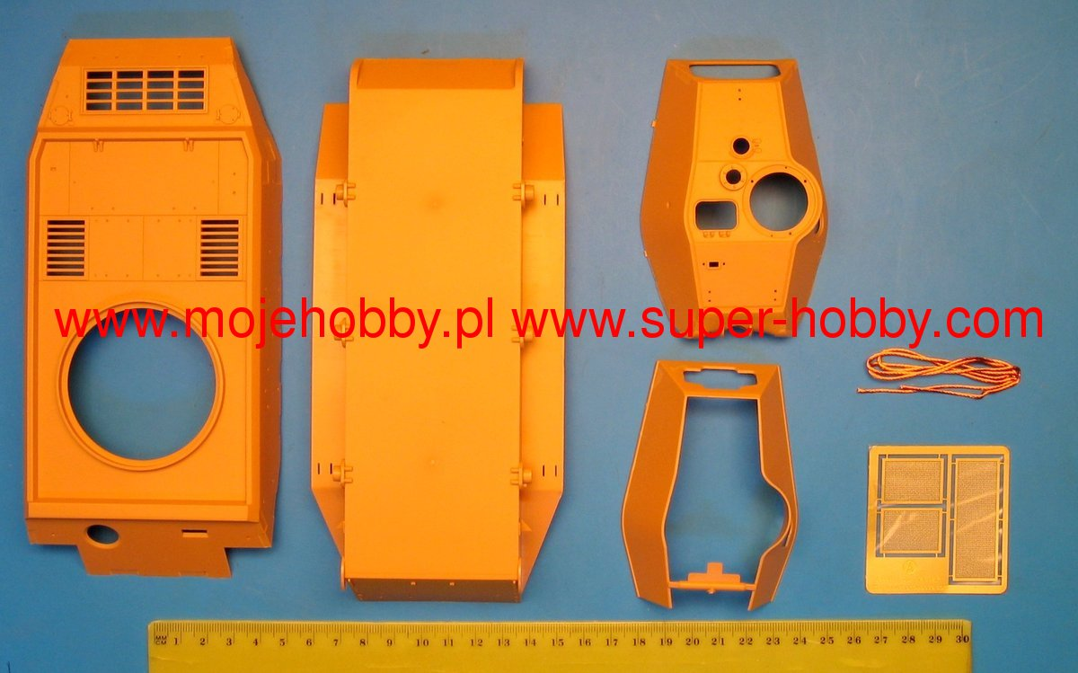 Neu Hobbyboss 82444-1:35 German VK4502 P Vorne