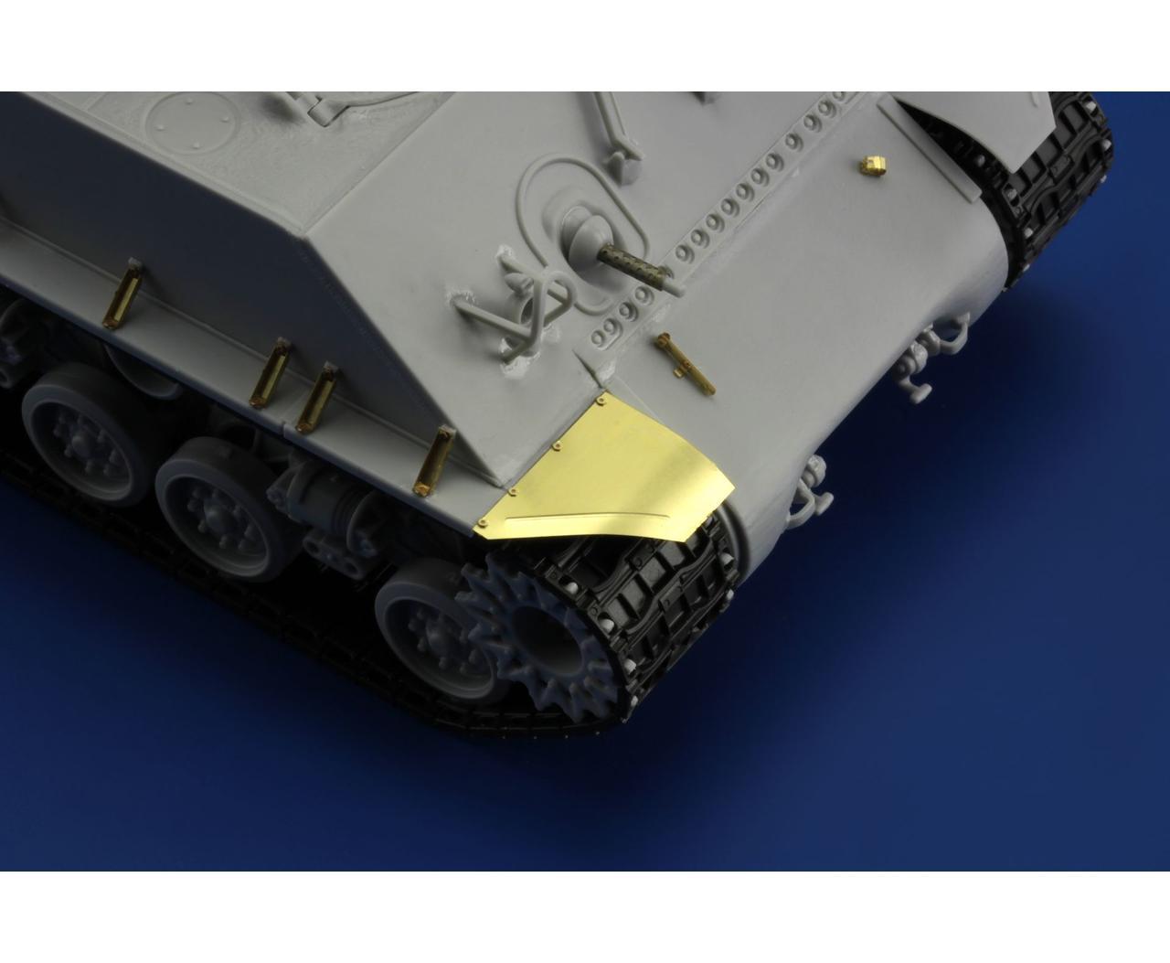 eduard 36334 1//35 Armor M4A3E8 detail set for Tamiya