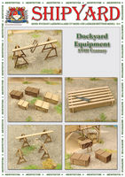 Dockyard Equipment nr31  skala 1:96