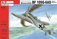 "Bf 109G-6 AS ""Reich Defence"""