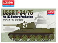 T-34/76 No.183 Factory Production - Image 1