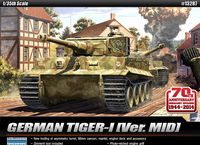 GERMAN TIGER-I [Ver. MID]