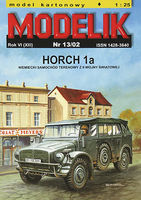 HORCH 1a German light car