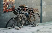 German military bicycle (1939-1945)