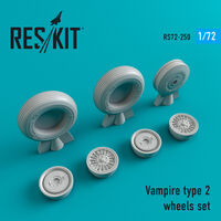 Vampire type 2 wheels set - Image 1