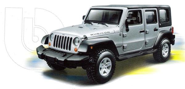 Jeep Wrangler Kit - Image 1