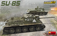 SU-85 SOVIET SELF-PROPELLED GUN MOD.1944 EARLY PRODUCTION. INTERIOR KIT