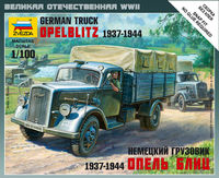 German truck Opel Blitz 1937-1944 (Art of Tactic) - Image 1
