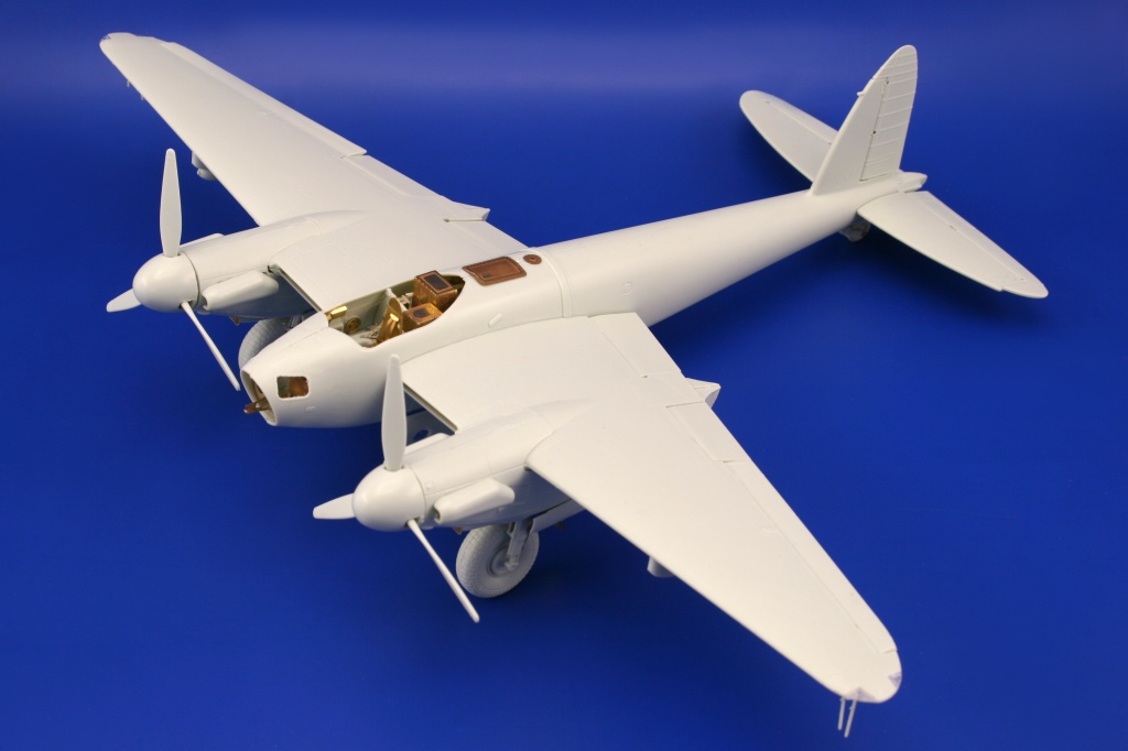 Revell 1 48 Scale Mosquito B Mk Iv Review By Brett Green