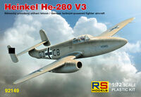 He-280 with HeS