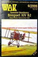 Polish bomber from 1920 Breguet XIVB2
