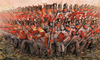 British Infantry 1815 - Image 1