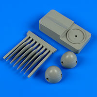 Neu Quickboost 48527-1:48 Me 410A//B control lever for Meng