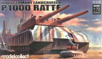 WWII Germany Landcruiser P.1000 Ratte - Image 1