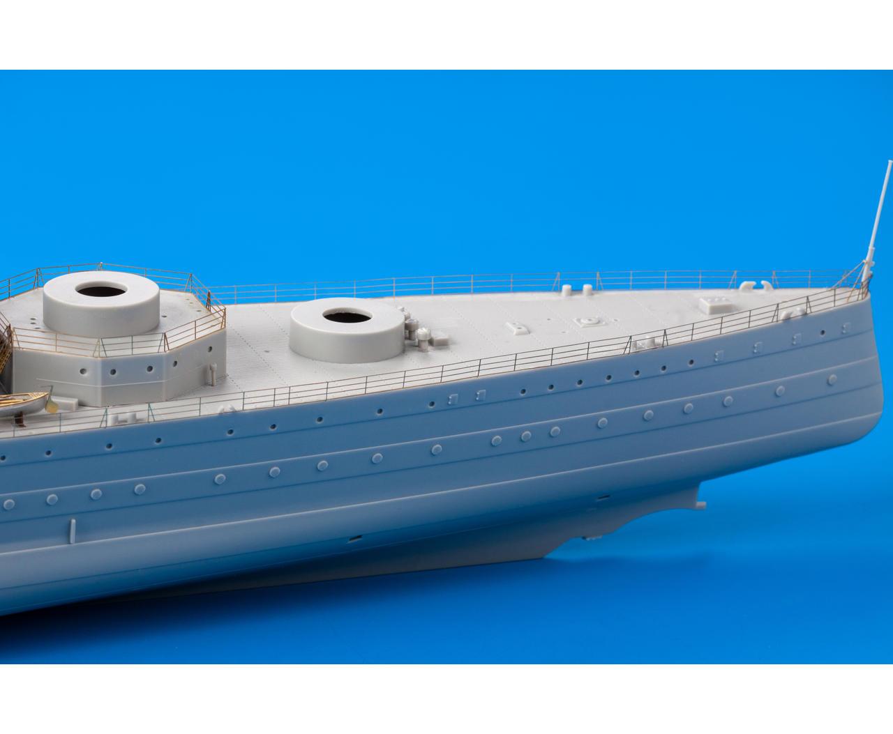Eduard 1//350 HMS Cornwall Railings # 53243