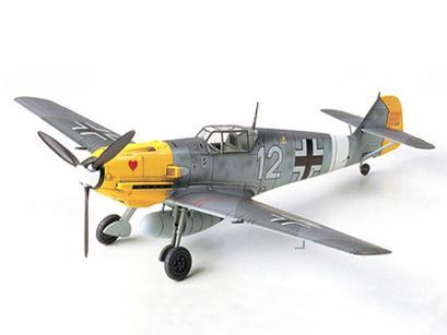 1/72 Messerschmitt Bf109 E-4/7