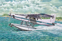 Pilatus PC-6B2/H4 Turbo Porter Floatplane